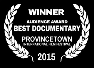 Audience Award Winner at Provincetown Film Festival